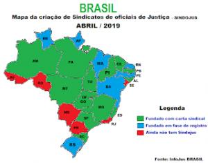 BRASIL - SINDOJUS
